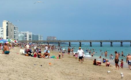 plaja, SUA