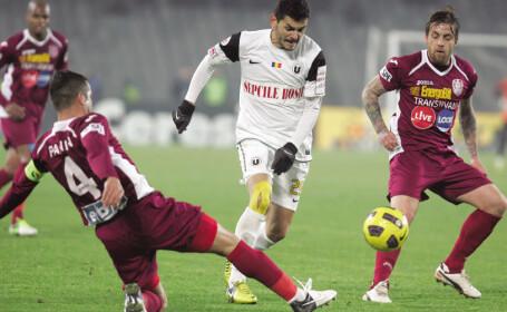 derby, CFR Cluj, U Cluj,