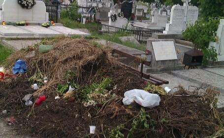 gunoaie cimitir