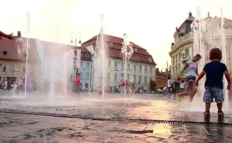 Orasul Sibiu, inclus intr-un top al celor mai fermecatoare orase din Europa: \