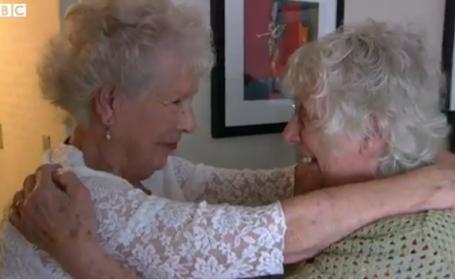 Gemene reunite dupa 78 de ani