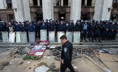 Criza in Ucraina. Insurgentii prorusi au fost incercuiti complet de catre armata ucraineana: \
