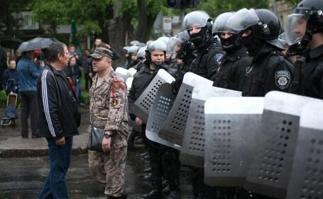 Republica Moldova a instituit stare de alerta la granitele tarii in contextul crizei din Ucraina