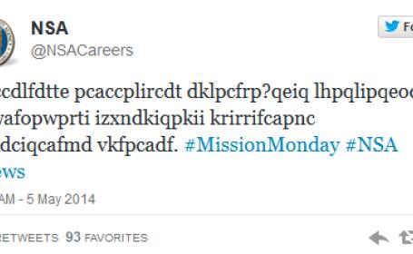 NSA twitter