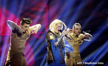 Cristina Scarlat, reprezentanta Moldovei la Eurovision