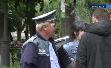 Seful de post din Viisoara, condamnat la 12 ani de inchisoare. Politistul a batut mortal un barbat, in urma cu 2 ani