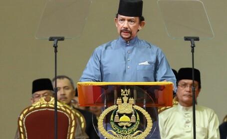 Sultanul din Brunei, Hassanal Bolkiah