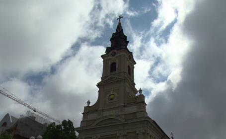 Episcopia Ortodoxa din Oradea a decis sa-l elibereze din functie pe preotul arestat pentru evaziune fiscala