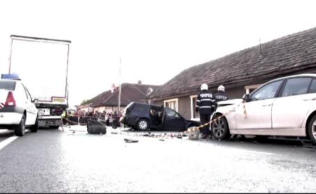 O femeie a murit si alte trei persoane au fost ranite, in drum spre un priveghi. S-a intamplat la Cluj