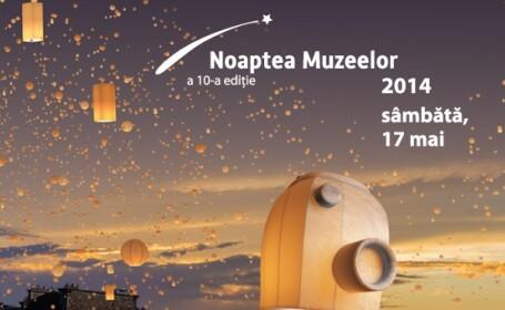 NOAPTEA MUZEELOR 2014