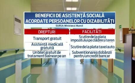 70.000 de romani ce au suferit un accident vascular cerebral vor primi indemnizatie de handicap. In ce conditii vor lua banii