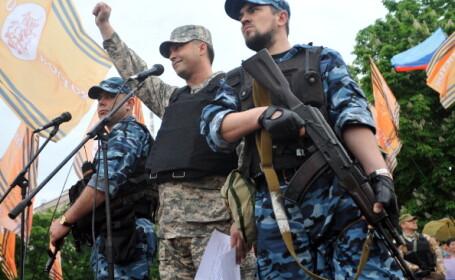 Criza din Ucraina. Avertismentul Poloniei: In urmatoarele zile soarta Ucrainei va fi transata. Noi violente in Donetk