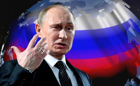 colaj Vladimir Putin dominatie globala Rusia