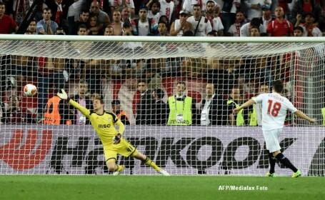 Finala Europa League. FC Sevilla a castigat pentru a treia oara competitia, dupa ce a invins-o pe Benfica Lisabona