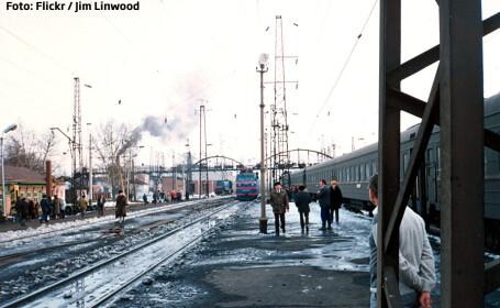 gara din Rusia in anii '90