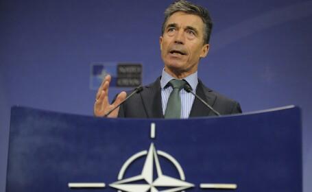 Anders Fogh Rasmussen, secretarul general al NATO: Ambitiile lui Vladimir Putin vizeaza nu doar Ucraina, ci si Transnistria