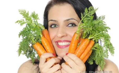 Efectul cosmetic miraculos pe care il are morcovul. Ce se intampla daca este aplicat pe ten