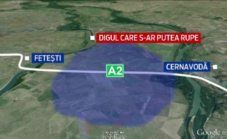 inundatii Dunare, grafica