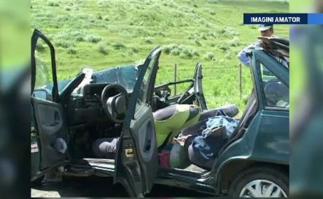 accident politist Tulcea