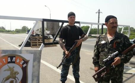soldati, Donetk