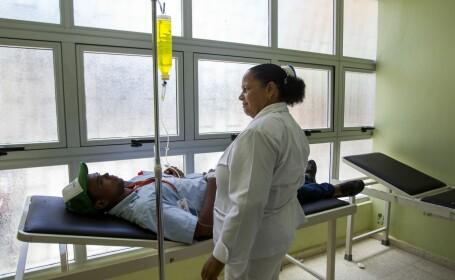 Un nou virus in Caraibe a imbolnavit peste 55.000 de oameni. Este dureros si se transmite usor prin aer