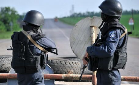 Criza in Ucraina. Separatistii din Lugansk instaureaza legea martiala. Vor impiedica votul pentru alegerile prezidentiale