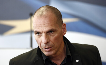 Yanis Varoufakis Getty