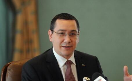 Ponta, despre cazul primarului din Iasi: \