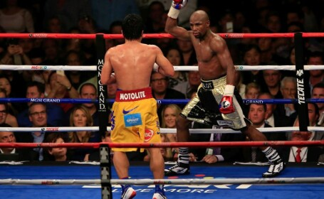 Floyd Mayweather - Manny Pacquiao