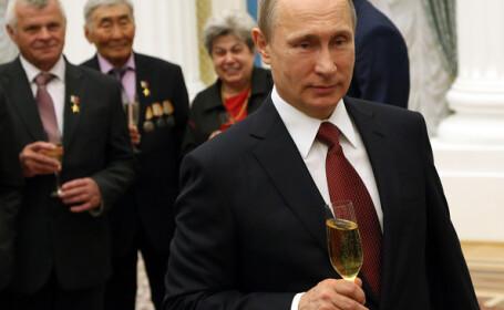 Putin este \