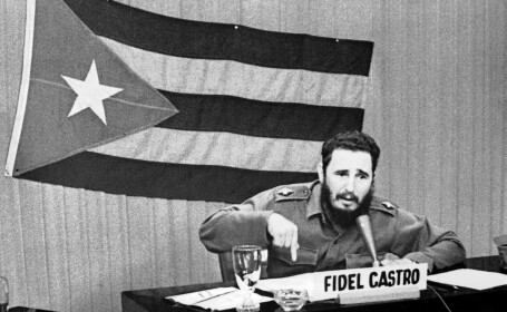 Fidel Castro - GETTY