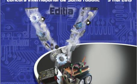 BattleLab Robotica. Cea mai mare competitie de mega sumo robotic din RomaniaM la a V-a editie