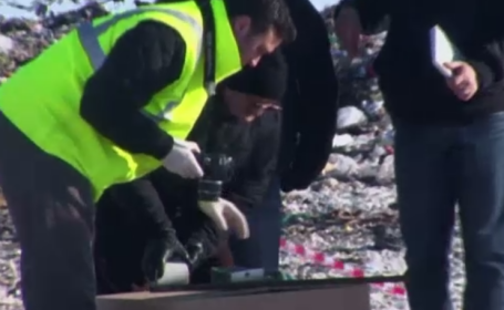 Descoperire macabra in Satu Mare: cadavrele unor gemene nou-nascute au fost gasite intr-un tomberon. Mama este cautata