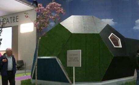 casa viitorului targ Londra