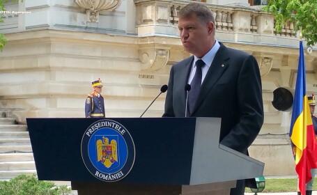 Klaus Iohannis - AGERPRES