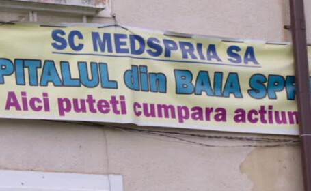 anunt spital Baia Sprie