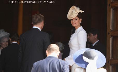 botez princiar Monaco - FOTO GETTY IMAGES
