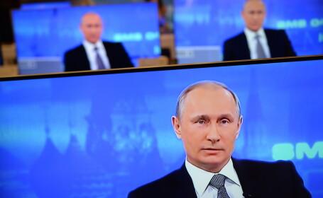 O noua lovitura primita de Putin. Ce se intampla in Rusia