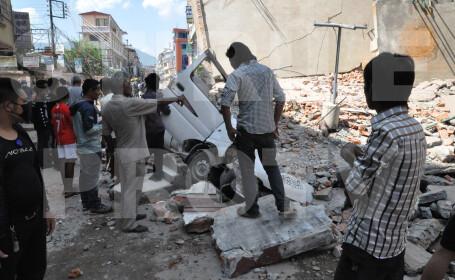 Nepal, cutremur - stiripro
