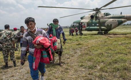 Nepal cutremur - Agerpres