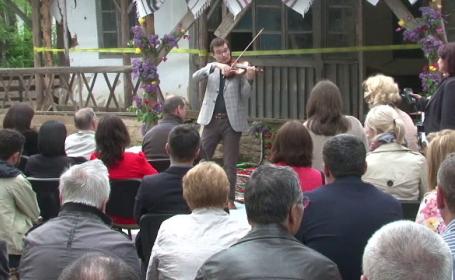 Concert pentru salvarea casei lui George Enescu. Alexandru Tomescu initiaza o campanie pentru reabilitarea locuintei