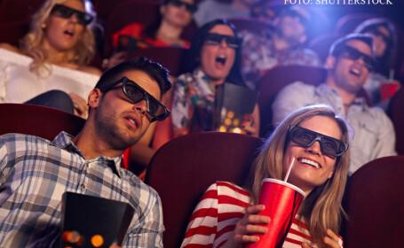 cinema public cu 3D