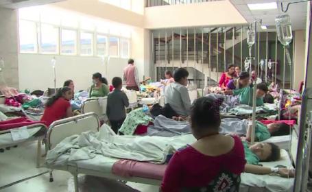 spital Nepal - stiri