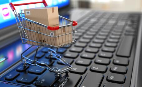 e commerce, magazin online, tastatura