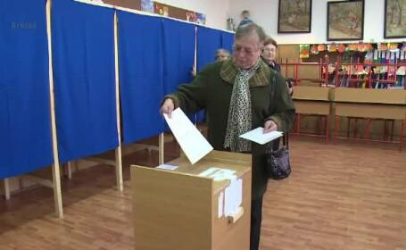 vot, urne