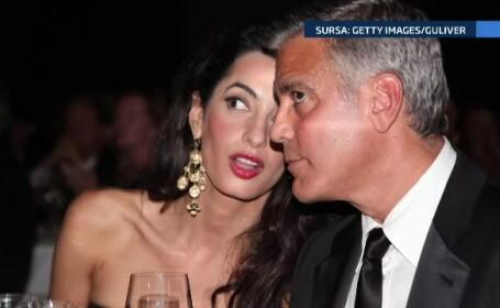 George Clooney, Amal - GETTY