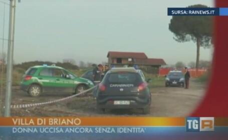 Romanca executata in Italia