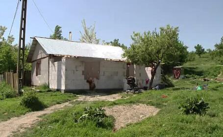 casa in curs de constructie