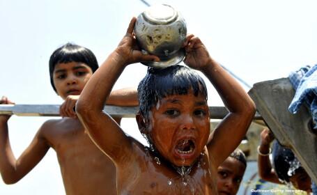 Temperaturi de 44 de grade Celsius in India. Un val de caldura a ucis peste 230 de oameni, in ultimele 10 zile