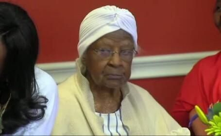 femeie 116 ani